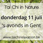 Tai Chi in Nature – Gent